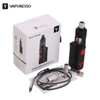 D'origine Vaporesso Cible Mini Starter Kit 40 W VW/VT 1400 mAh Batterie Narguilé Avec 2 ML Tuteur Réservoir E cigarettes