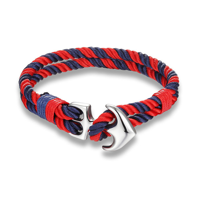 Anchor Design Bracelet