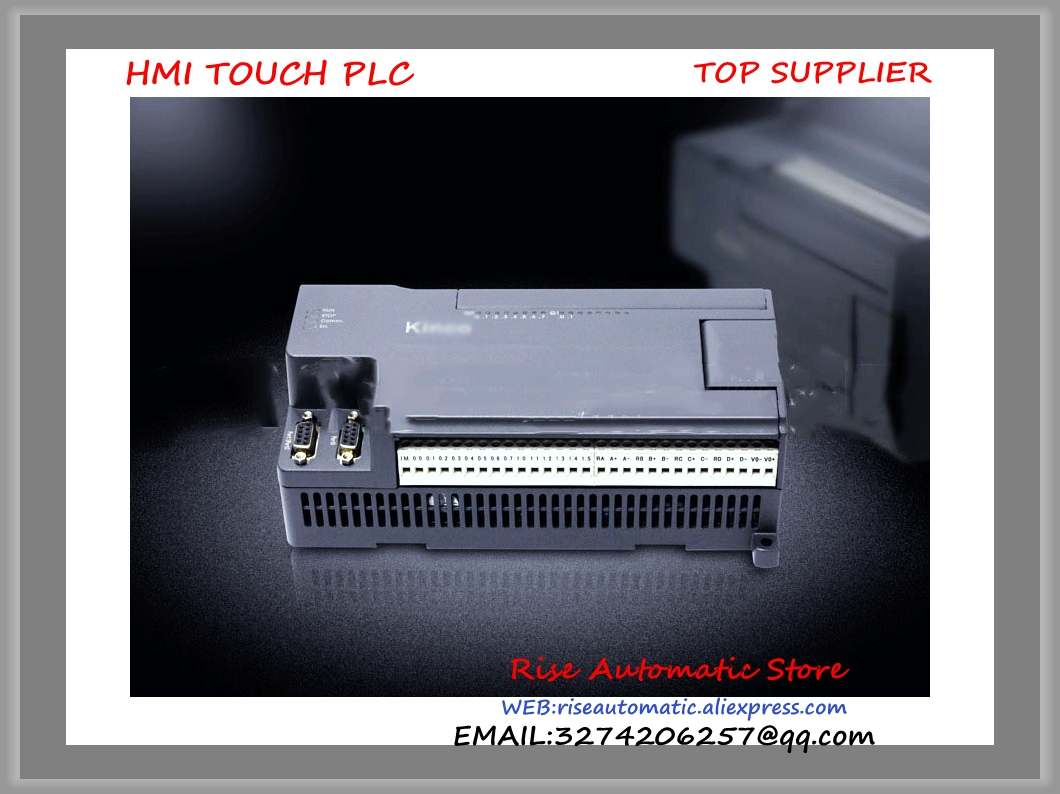 K506-24AT PLC New Original CPU AC85-265V power supply 14DI 10DO transistor