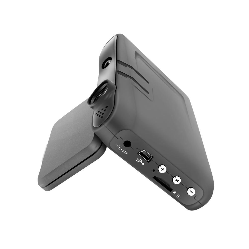 Image 2 - New Auto Car Dash cam 2 In 1 720P DVR Cam Mobile Velocity Radar Car Camera Recorder In Dash Camera Accessories-in DVR/Dash Camera from Automobiles & Motorcycles
