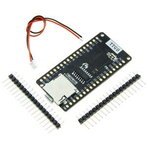 Image 3 - Lilygo®Ttgo ESP 32 V1.3 Rev1 Ban Phát Triển T1 4 Mb Flash Thẻ SD Ban Wifi Module Bluetooth