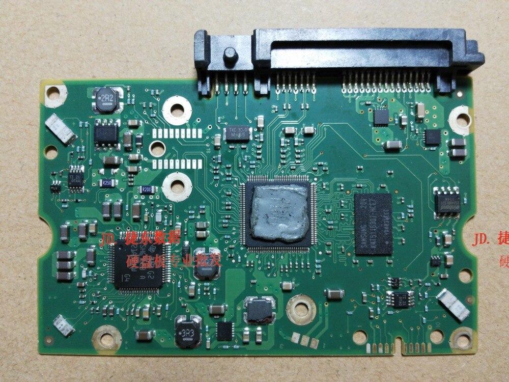 Hard Drive Part PCB Logic Board Printed Circuit Board 100643297 REV A/B For Seagate 3.5 SATA Hdd Data Recovery Hard Drive Repair
