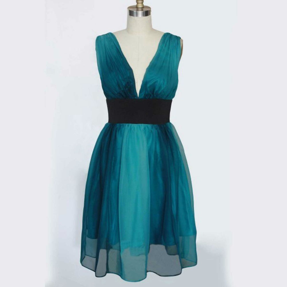 Online Get Cheap Casual Teal Dresses -Aliexpress.com | Alibaba Group