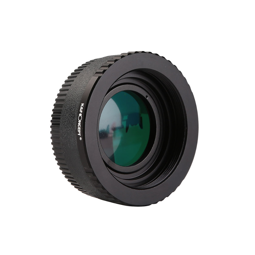 K & F CONCEPT M42 Nikon D5100 D700 D300 D800 DSLR үшін Nikon - Камера және фотосурет - фото 2