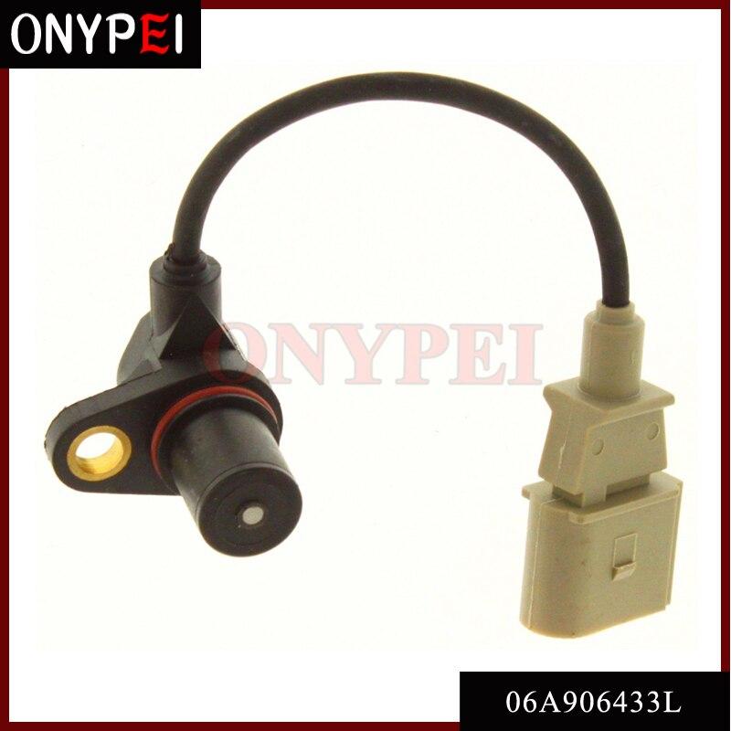 Crankshaft Position Sensor 06A906433L For Audi A3 A4 A6 TT