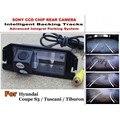 Directiva Pistas de Estacionamiento de La Cámara Para Hyundai Coupe S3/Tuscani/Tiburon Coche de Visión Trasera Cámara de Alta Calidad electrónica