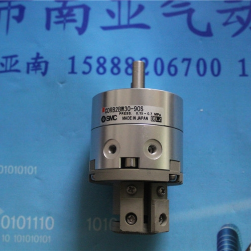 CDRB2BW30-90S SMC Vane type oscillating cylinder air cylinder pneumatic component air tools CDRB2BW series sy5120 5ge 01 smc solenoid valve electromagnetic valve pneumatic component air tools sy5000 series