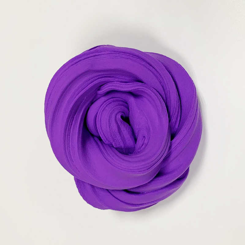 Espuma de barro esponjoso DIY pelota de baba de algodón suave juego con forma de fruta suministros claro dijes artesanales antiestrés Juguetes Divertidos para niños