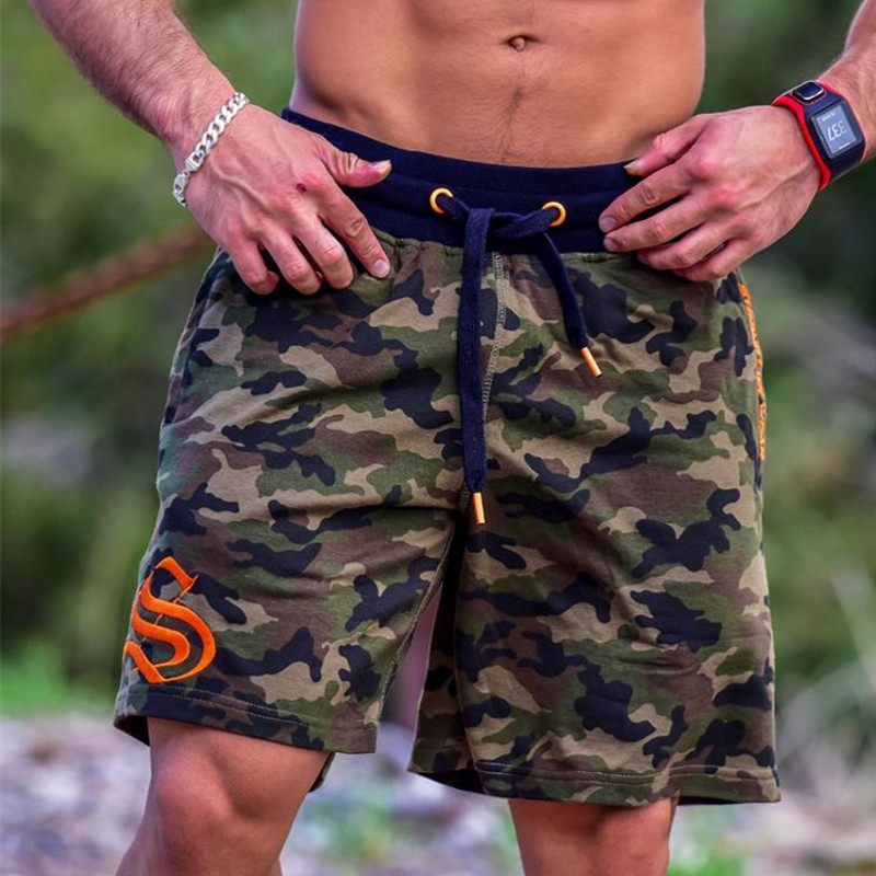 ReFire Gear Summer Rip-stop Tactical Military Shorts Men Waterproof Camouflage Cargo Sho ...