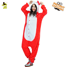 0056626f7 High Quality Women HelloKitty Pajama Woman Cute Pajamas Costumes Carnival  Party Adult Hooded Dressup Funny HelloKitty