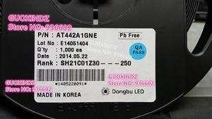Image 2 - Dongbu LED LED תאורה אחורית AT422 גבוהה כוח LED 1.5W 3V 3535 4040 מגניב לבן LCD תאורה אחורית עבור טלוויזיה טלוויזיה יישום AT442A1GNE