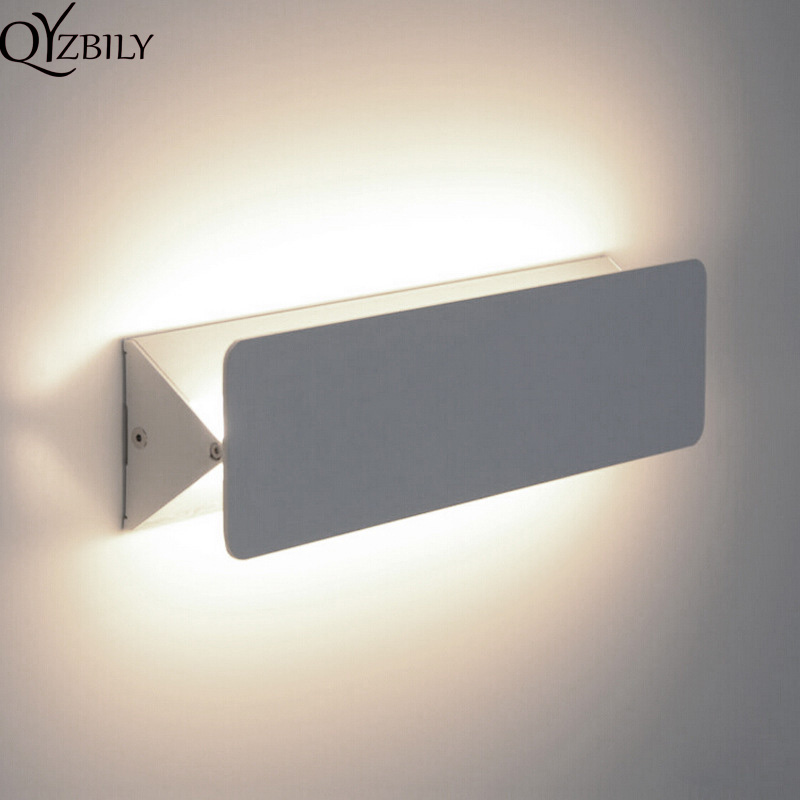 Led Lamps Lights & Lighting Humorous Outdoor Wall Light Ip65 Waterproof 4w Led Aluminum Wall Sconce Ac 110v 220v 230v Indoor Lighting Fixtures Modern Wall Lamp Lampe