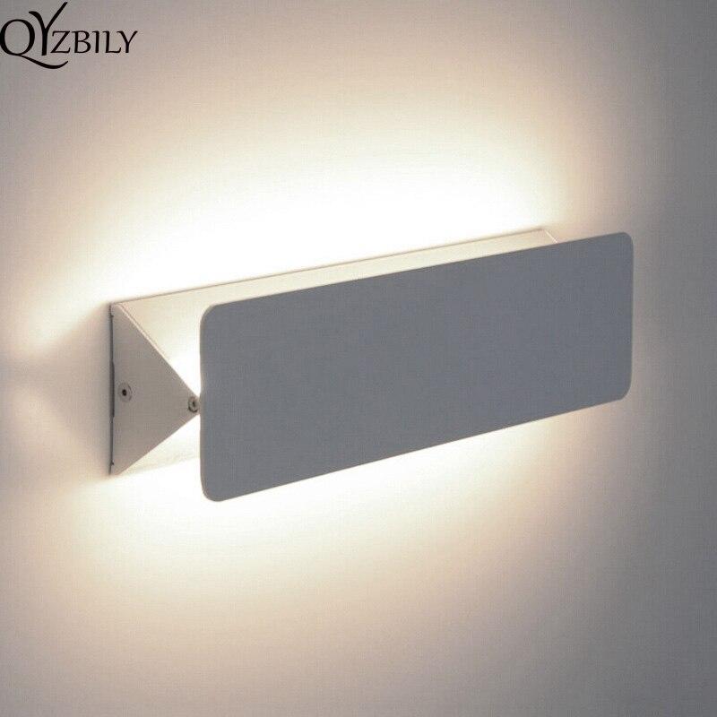 Led Mur Lampe Réglable Abajur Aluminuml Applique Moderne Applique Murale de Style Européen Foyer Salon Chambre Luminaire Abajur