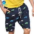 GAILANG Marca-secagem Rápida Shorts Da Praia Dos Homens Boardwear Troncos Boxer Homem Ativo Moletom Basculador Bermudas Homens Bottoms Maiôs