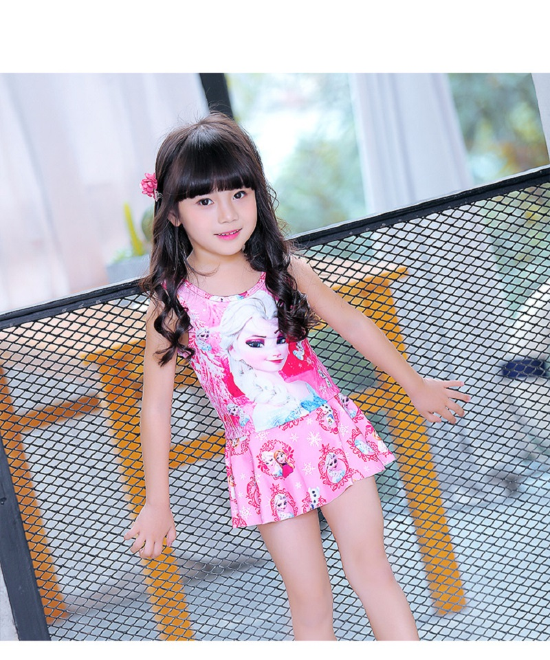 Rhyme Lady One Piece Child Little Kids Girls Swimwear Bikini Baby Bikini Swimsuit For Girls Shoulder Bathing Suit atlanta ath 855