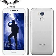 Оригинальный Huawei Honor 6A 3 ГБ Оперативная память 32 ГБ Встроенная память Snapdragon 430 Octa Core 5.0 дюймов Android7.0 отпечатков пальцев 13.0MP 3020 мАч мобильного телефона