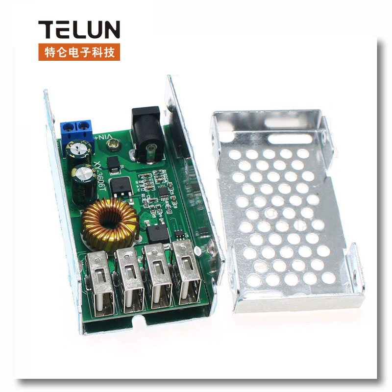 Dedicated Ac 220v To Dc 24v 4a 6a Stable High Power Switching Power Supply Board Step Down Power Module Transformer Electronic Diy Pcb Durable In Use Active Components