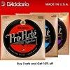 D Addario Pro Arte Nylon Core Classical Guitar Strings Set Normal Hard Tension EJ43 EJ44 EJ45