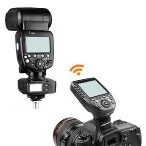 Image 5 - Godox XPro N i TTL 2.4G Wireless High Speed Sync X system Trigger + Godox X1R N Receiver For Nikon Cameras