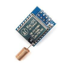Elecrow 2pcs/lot LoRa Module SX1278 Ai-Thinker 433M Wireless Spread Spectrum Transmission Ra-01 DIY Kit for Smart Meter Reading