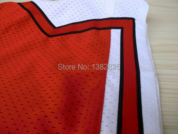 ca72dd10a6e Chicago Derrick Rose Michael Jordan Basketball Shorts Embroidery Logos  white red black Stripe Colors Mesh Shorts Free Shipping-in Basketball Shorts  from ...