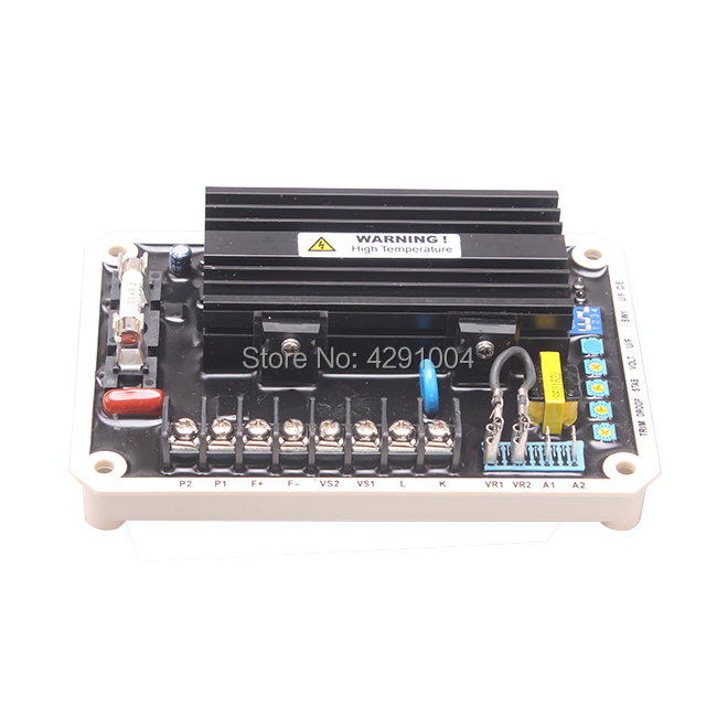 Match AVR EA16A Auto Voltage Regulator EA16 for Brush Generator цена