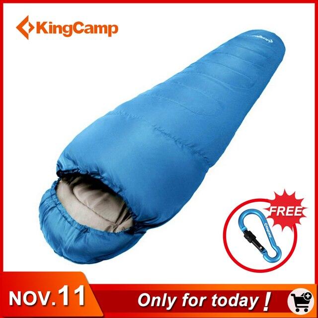 450l Maman 4 Treck Couchage D'hiver Paresseux De Kingcamp Sac pgqwH0Y