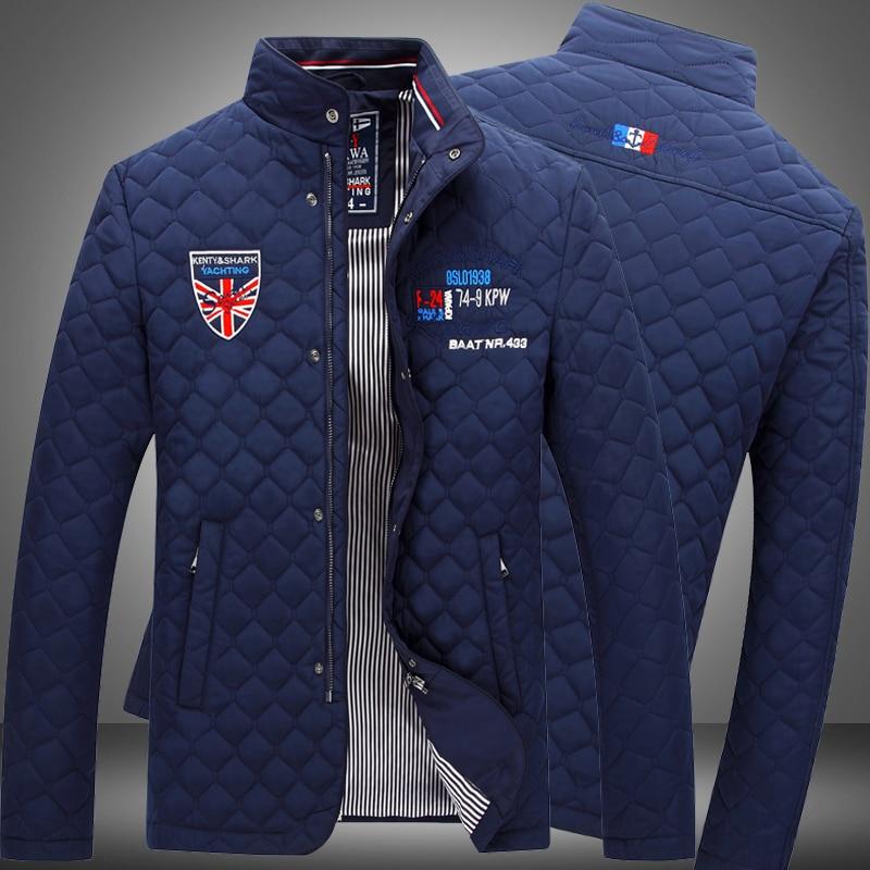 Batmo 2019 new arrival spring high quality sheepskin real leather jackets men slim leather blazer men