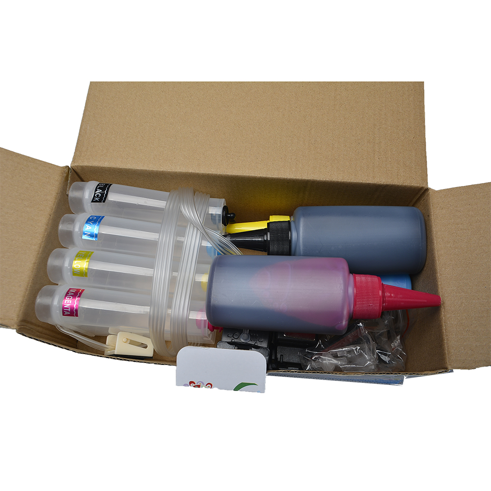 Premium quality CISS Continuous Ink Supply System for HP 350 351 used for HP  Deskjet D4260 D4360 J6480 C5280 ect.-in Continuous Ink Supply System from  ...