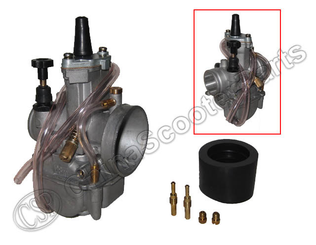 Pwk30 30 30mm carburador para keihin pwk oko koso poder Jet Carburador Sujeira Pit bicicleta ATV Quad Go Kart Buggy partes