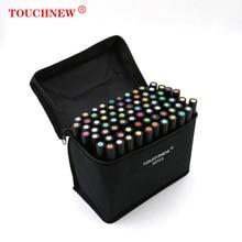 TOUCHNEW30/40/60/152 color alcohol mark school supplies art copic for artist marker pen