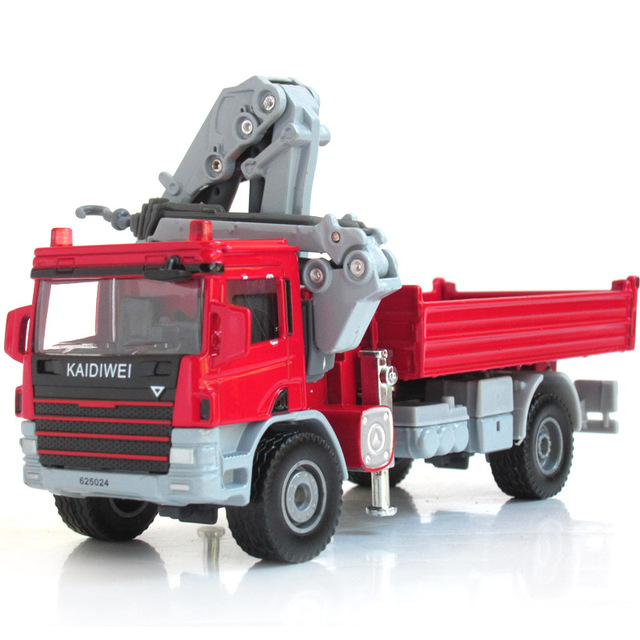 US $23 99  Cars toy car crane transport vehicle alloy engineering car crane  car model trong Cars toy car crane transport vehicle alloy engineering car