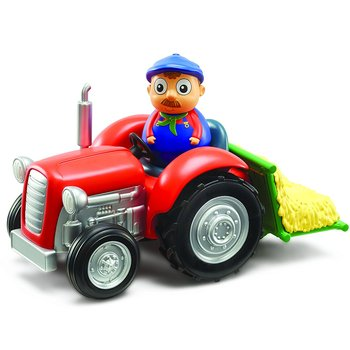 Weebledown Farm Wobbilt Tractor amp Figure Playset by Weebles Tumbler Children's gifts Lovely toys Combine other Tractor image