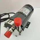 MP 20R пищевая 304 нержавеющая сталь пивоваренный домашний пивоваренный 110V 220V Магнитный Водяной насос температура 140C 1/2 порт