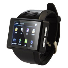 2016 An1 font b smart b font watch phone Android mobile smartwatch with touch screen camera