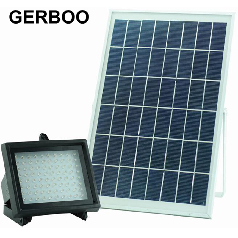 Solar Panel LED Flood Security Solar Garden Light Sensor LEDs Path Wall Lamps Outdoor Emergency Waterproof Lamp super bright 20w led solar panel floodlight remote control outdoor waterproof garden light path wall outdoor emergency lamp