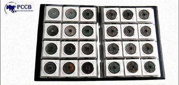 Pccb صفعة المتابعة جودة عالية وضعت 120 أجزاء/عملات الألبوم ل صالح حاملي كرتون المهنية جمع العملة كتاب أرخص