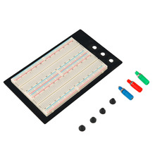 1660 Tie-point Prototype Solderless Breadboard Electronic Experiment Board High Quality