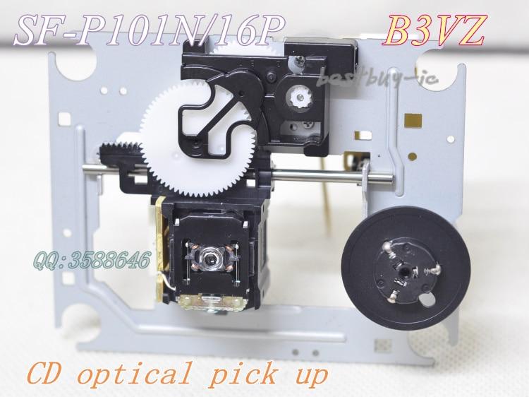 New SF-P101N 16P Laser Lens Lasereinheit SF P101N SFP101N 16pin Optical Pickup Replacement For San Yo CD DVD Player