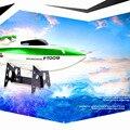 Горячие Продажи Feilun FT009 2.4 Г 30 КМ/Ч 4CH Электрический Водяного Охлаждения Высокоскоростной Гонки RC Лодка Дистанционного Управления РТР Катере В. С. UDI001