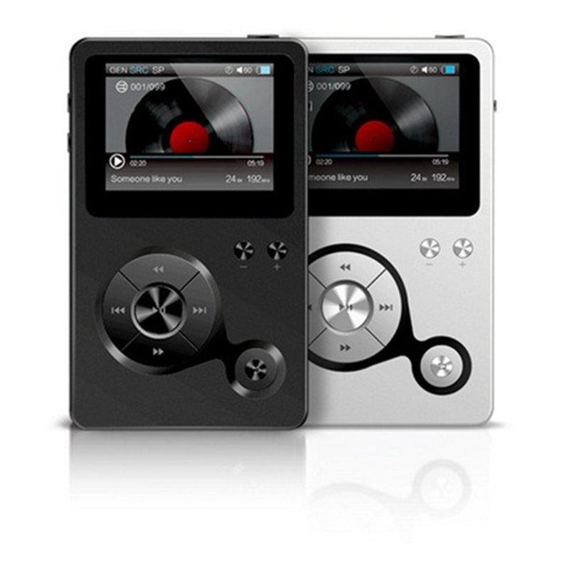 Hidizs AP100 Build in 8G memory Digital Portable HiFi FLAC Music Player CS4398 4760B SRC