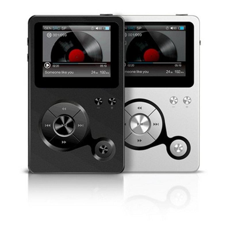 Prix pour Hidizs AP100 (Construire-dans 8G mémoire) Numérique Portable HiFi Lecteur De Musique FLAC CS4398 4760B SRC