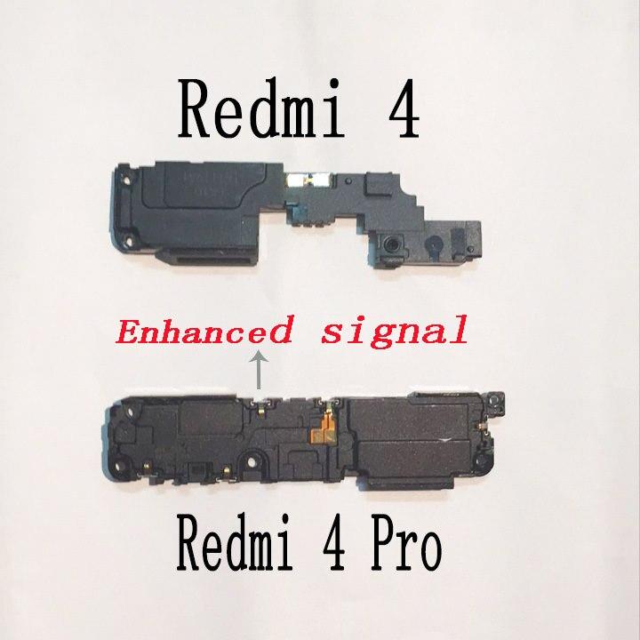 Original Redmi 4 Pro Prime Loudspeaker Loud Speaker for Xiaomi Redmi 4 Buzzer Ringer Board Replacement Spare Parts
