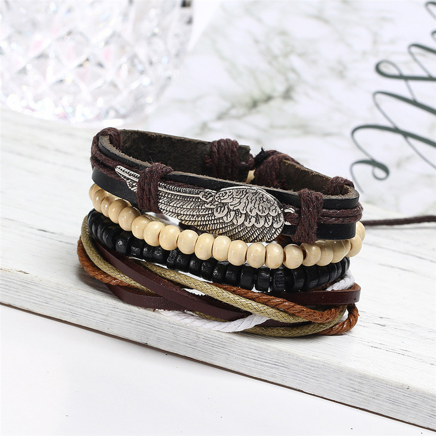 Best Men's Braided Leather...