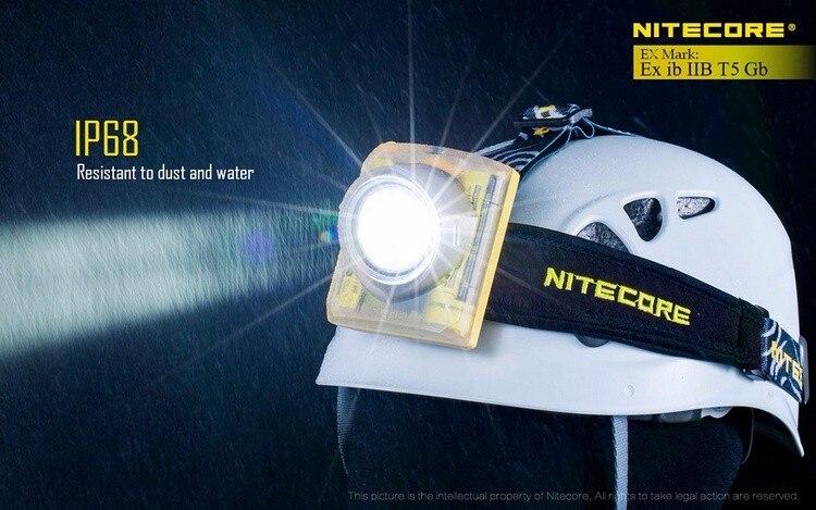 2018 nitecore eh1 cree XP-G2 s3 led