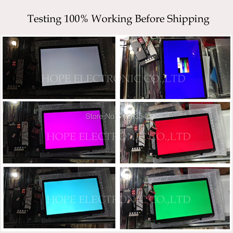 Retina LCD Screen Assembly Testing