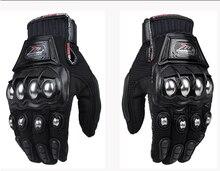 Бесплатная доставка новые безумная — велосипед из нержавеющей стали — дорога мото перчатки-мужчин лето автопробега рыцарь перчатки