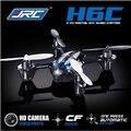 2MP мини дронов с Hd камера Jjrc H6c микро-карты Quadcopters с камерой вертолет камеры профессиональный дроны Nano F16592 / 3