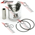 For Honda CRM250 66MM bore new piston kits with ring motorcycle accessories