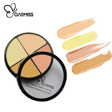4 Colors Magical Concealer Stick Foundation Makeup Full Cover Contour Face Concealer Cream Base Primer Moisturizer Hide Blemish face full cover contour concealer stick foundation 3 colors moisturizer dark eye circle hide blemish bronzer facial base makeup